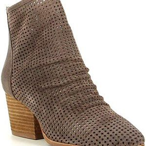 """Jeffrey Campbell """"Jenell"""" Taupe bootie 8.5 NEW"""